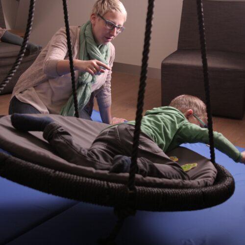 SI-opleiding sensorische informatieverwerking integratie